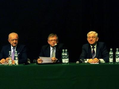 Spotkanie z ambasadorem Federacji Rosyjskiej Sergiejem Andrejewem
