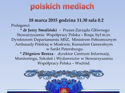 Rosja, o jakiej nie mówią w polskich mediach