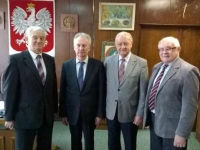 Wizyta Przewodniczącego Stowarzyszenia Białoruś – Polska