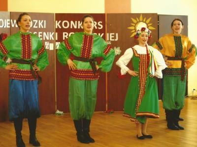 Konkurs Piosenki Rosyjskiej w Rzeszowie