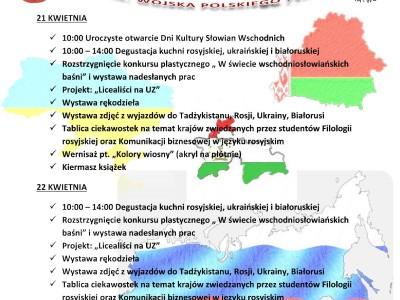 Dni Kultury Słowian Wschodnich