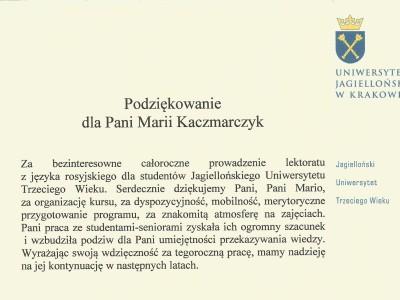 W Krakowie młodzież licealna i seniorzy uczą się języka rosyjskiego