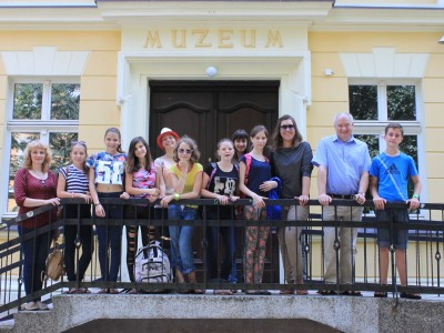 Wakacyjny pobyt dzieci z rodzin polskich z Białorusi i Ukrainy