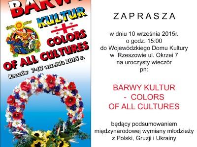 Barwy kultur