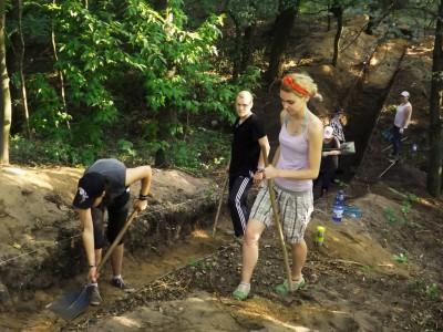 Praktyki archeologów