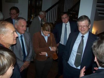 Spotkanie z Siergiejem Andriejewym – Ambasadorem Federacji Rosyjskiej w Polsce
