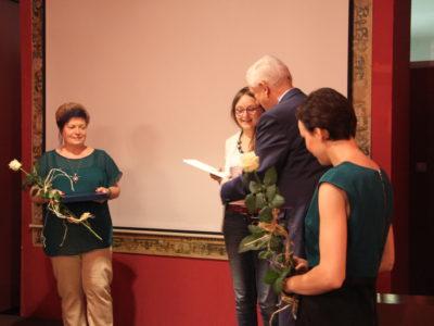 Medal Mickiewicz-Puszkin dla Koła Naukowego Uniwersytetu Opolskiego