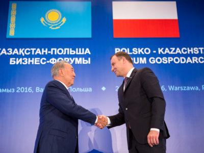 Polsko – Kazachstańskie Forum Gospodarcze