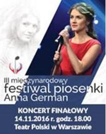 III Międzynarodowy Festiwal Piosenki – Anna German